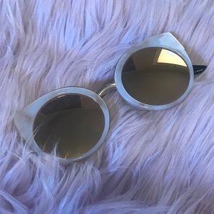 Quay Australia funky glasses